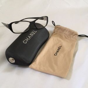 Chanel Prescription Reading Glasses.